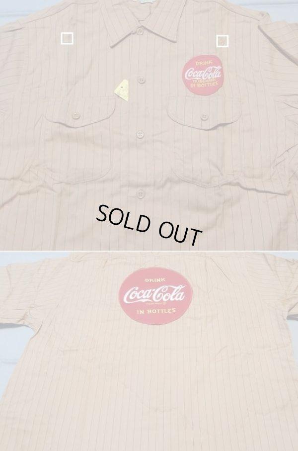 画像4: 50's Lee Coca-Cola 半袖シャツ