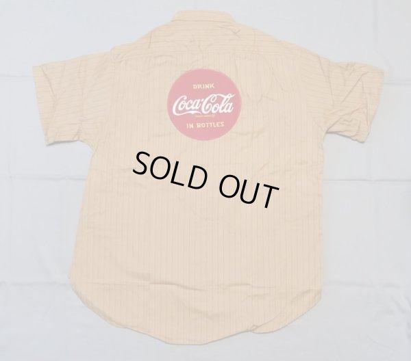 画像2: 50's Lee Coca-Cola 半袖シャツ