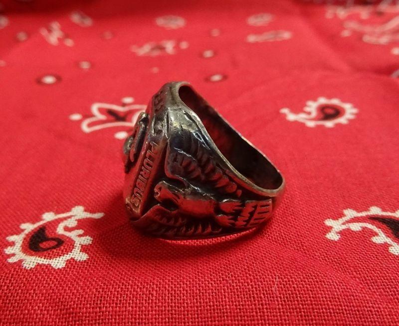 画像2: USMC Silver Ring