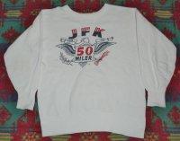 60's JFK前Vスエットシャツ