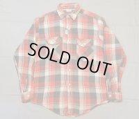 60's BIG MACへヴィーフランネルシャツ