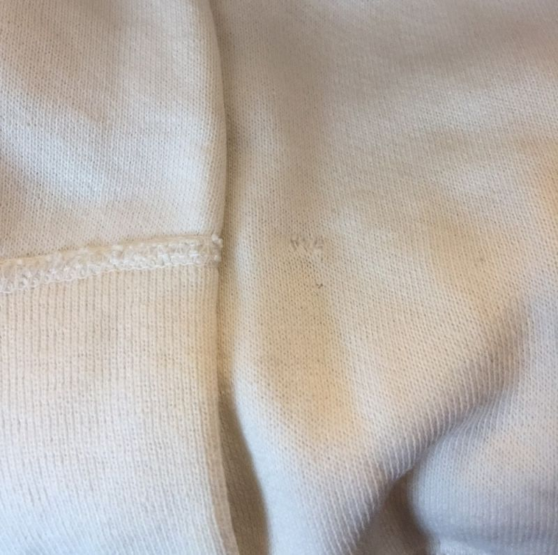 画像5: 50年代 Championランナータグ フロッキープリント入りスエットシャツ